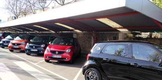 Smart presenta el ForTwo y el FordFour ED