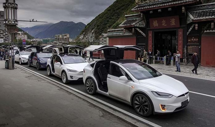 Tesla supera las 25.000 entregas en el primer trimestre de 2017