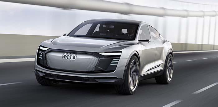 Audi confirma un tercer coche eléctrico antes de 2020