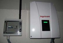 Cuadro de protecciones y wallbox
