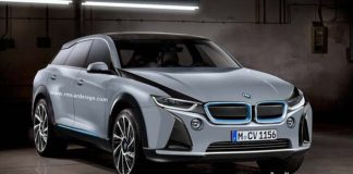 Diseño del BMW i5 planteado por Rmcardesign