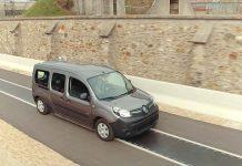 Ensayo de recarga dinámica inalámbrica con el Renault Kangoo Z.E.