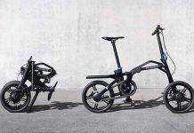 La bicicleta eléctrica Peugeot eF01 llega a España