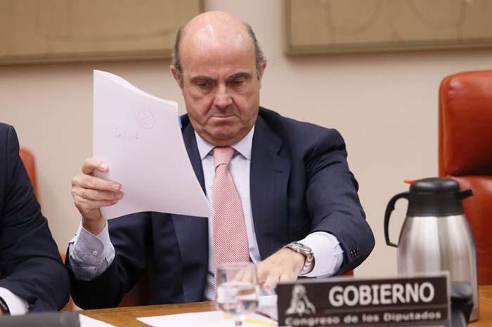 Luis de Guindos. Foto - 20minutos