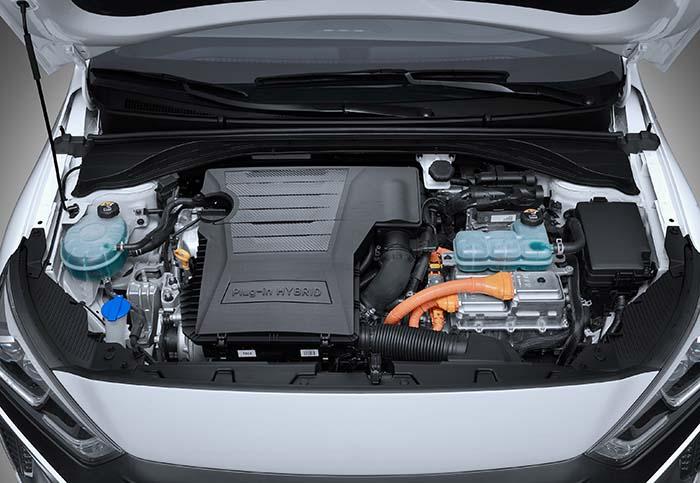 Motorización del Hyundai Ioniq Plug-in