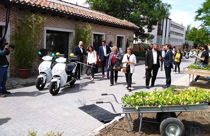 Presentación de eCooltra en Madrid