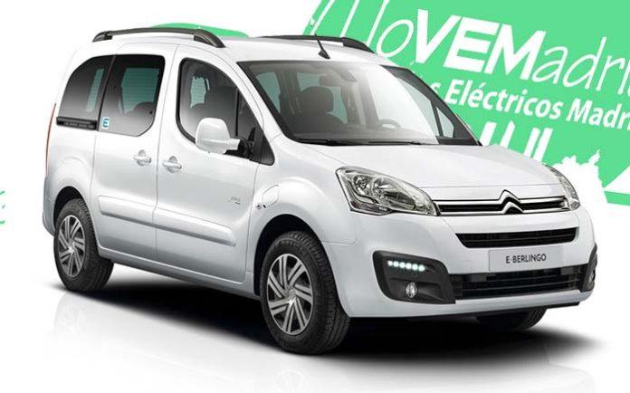 Presentación nacional del Citroën E-Berlingo Multispace en VEM 2017