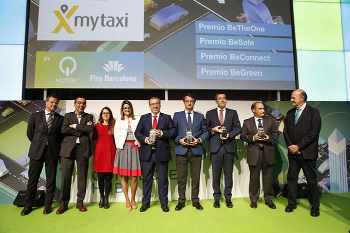 XI Premios Automobile Barcelona by Motor Zeta