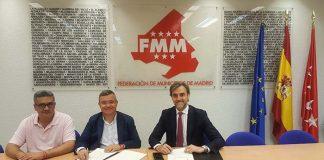 Acuerdo entre Nissan y la Federación de Municipios de Madrid