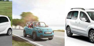 Citroën duplica las ayudas del Plan Movea en sus eléctricos