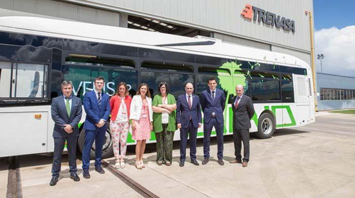 El Vicepresidente de Navarra visita las instalaciones de Vectia