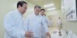 Inaugurada la planta europea de baterías de Samsung SDI