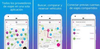 La aplicación Free2Move ya incluye los servicios de emov y car2go