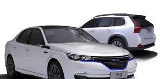NEVS presenta sus dos primeros concepts eléctricos