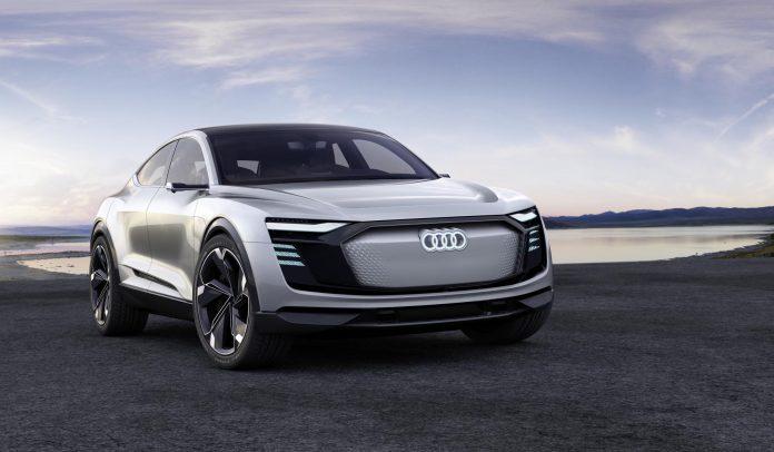 El Audi e-tron Sportback comenzará a fabricarse en 2019