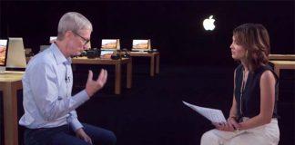 Tim Cook afirma que la conducción autónoma es una tecnología fundamental para Apple
