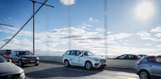 Volvo, Autoliv y Nvidia desarrollarán sistemas y software para vehículos autónomos