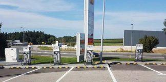 Allego y Shell se unen para operar las estaciones de carga rápida