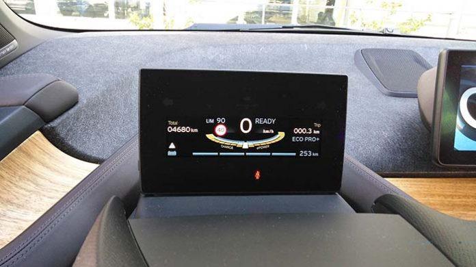 Autonomía BMW i3 94 Ah