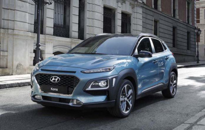 Hyundai Kona eléctrico con dos opciones de capacidad de batería