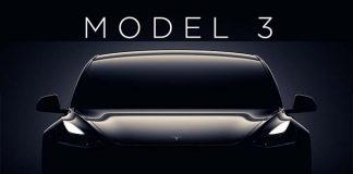 Invitación para el evento del Model 3