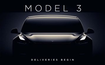 Invitación para el evento del Model 3