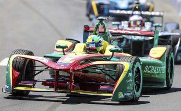Los grandes fabricantes se están apuntando a la Fórmula E