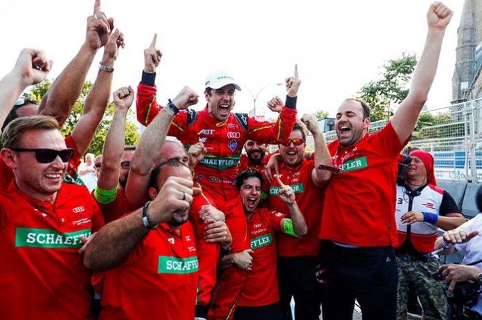 Lucas Di Grassi campeón de la tercera temporada de la FórmulaE tras el ePrix de Montreal