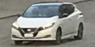 Nuevo Nissan Leaf 2018