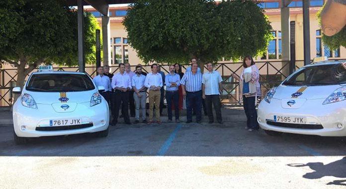 Palma de Mallorca se une a las ciudades que ya disponen de taxis eléctricos