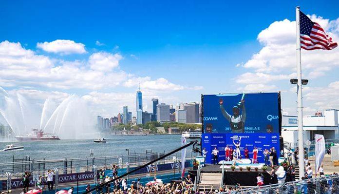 Sam Bird vence en las dos carreras del ePrix de Nueva York