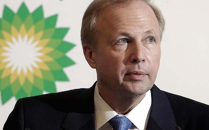 Bob Dudley, presidente de BP