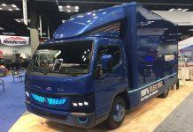 Daimler inicia la producción del Fuso Canter eléctrico