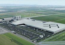 Faraday Future presenta su nueva fábrica en California