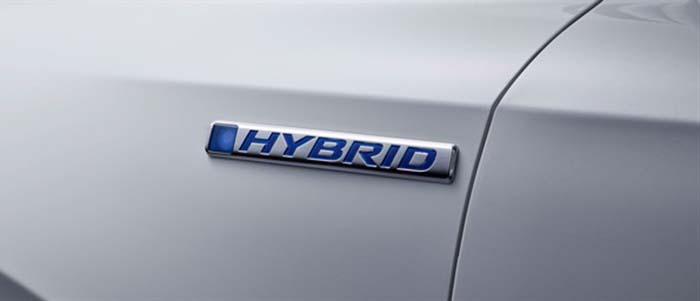 Honda presentará el prototipo CR-V Hybrid