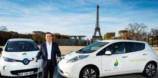 La Alianza Renault-Nissan a punto de alcanzar las 500.000 coches eléctricos