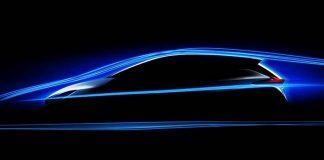 La aerodinámica del nuevo Nissan Leaf