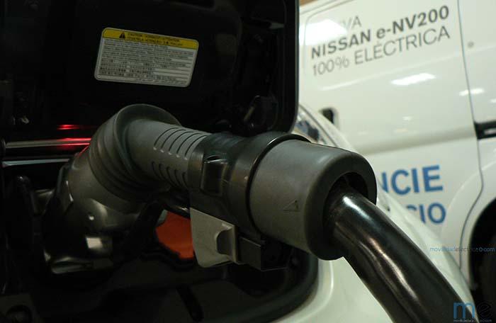 Los concesionarios de Nissan cuentan con el estándar de carga rápida CHAdeMO