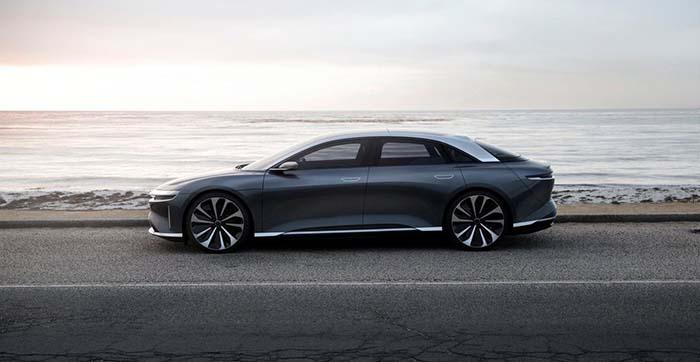 Lucid Air nuevo coche electrico 2021