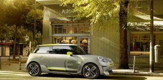 MINI eléctrico concept en el Salón de Frankfurt