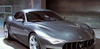 Maserati electrificara todos sus modelos a partir de 2019 - Maserati Alfieri Concept