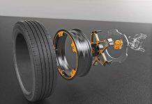 New Wheel, Continental presenta una nueva rueda diseñada para coches eléctricos