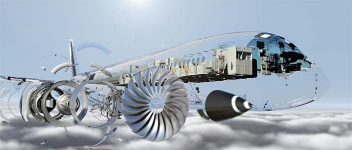 Proyecto HighVolt sobre aviones eléctricos