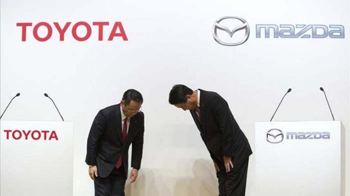 Toyota y Mazda se asocian para construir coches eléctricos