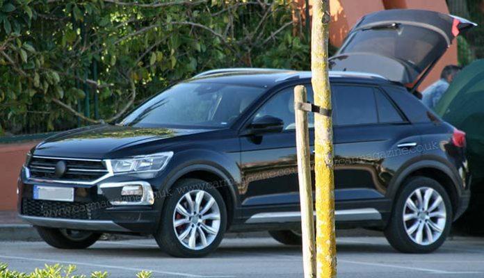 Volkswagen T-Roc, un nuevo SUV eléctrico e híbrido enchufable