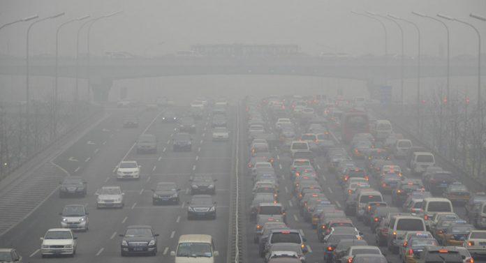 Efectos de las emisiones en las ciudades Chinas