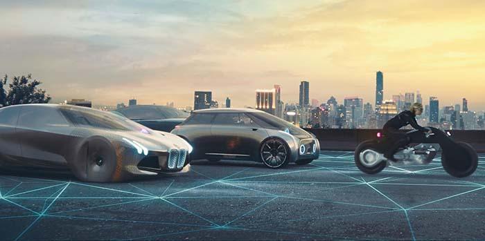 Generación BMW iNEXT
