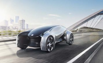Jaguar FUTURE-TYPE, eléctrico, autónomo y compartido