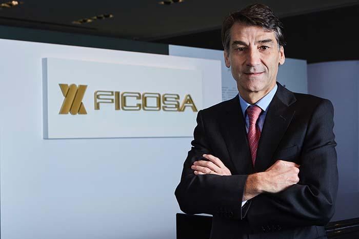 Javier Pujol, CEO de Ficosa