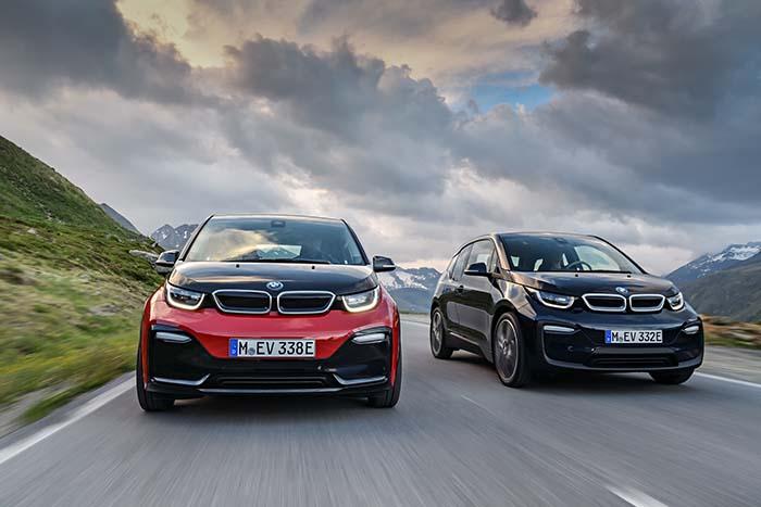 Precios del BMW i3 y el BMW i3s en Alemania